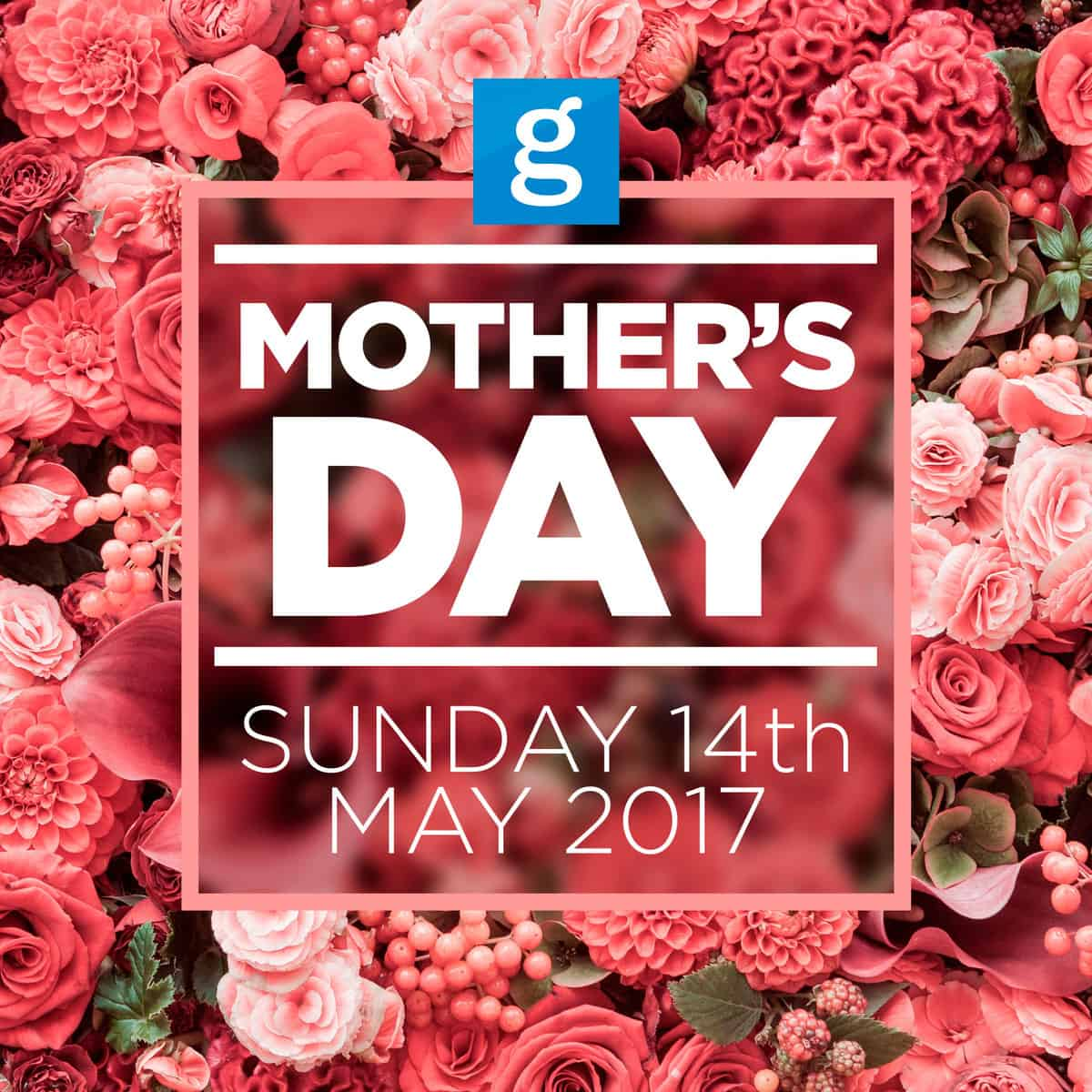 G Image Mother's Day Promo